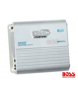 Amplificador 2x125W - MR800