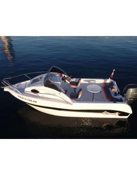 Voraz 505 cabin + 60hp Yamaha